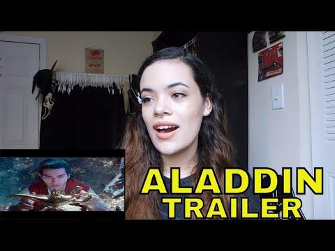 Aladdin Teaser Trailer 1 (2019) | REACTION