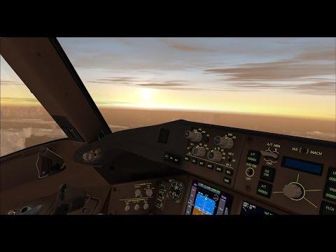 Korean air 081 B777-300ER RKSI-KJFK on vatsim long haul flight,fsx,pmdg 777