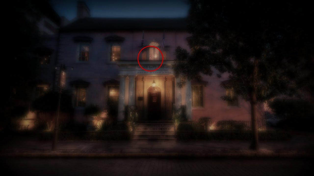 GEORGIA The Olde Pink House Savannah Paranormal America