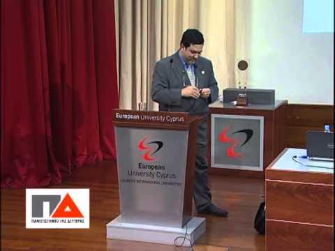 Δρ Ζαχαρίας Ζαχαρίου - University of Monday