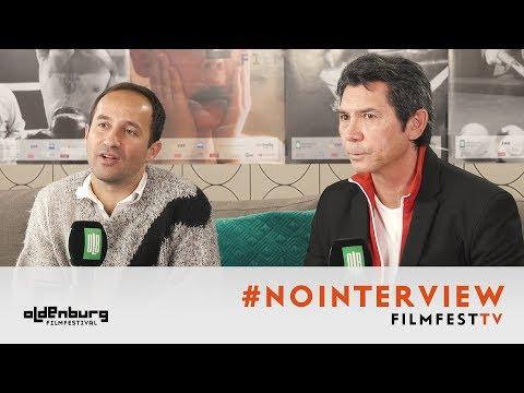 #nointerview   Santiago Rizzo und Lou Diamond Phillips   FILMFEST TV