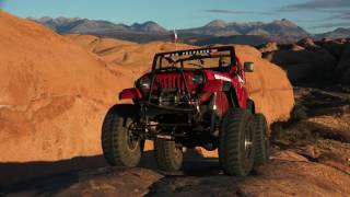 Moab Jeep Tour in 4K ~ Hell