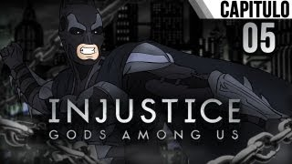Injustice Gods Among Us Campañ
