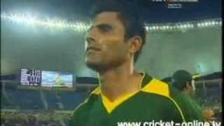 The Typical  Abdul Razzaq Stuns England