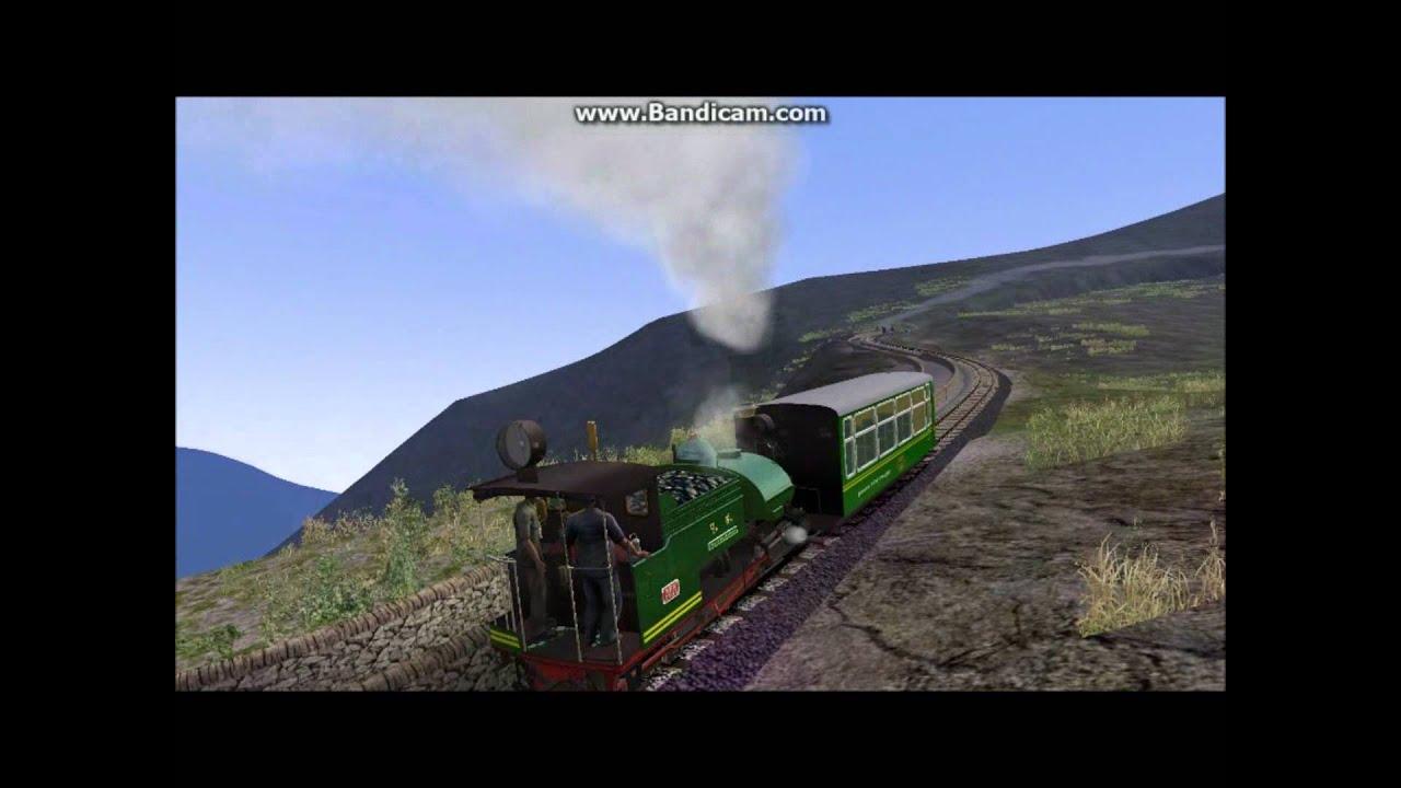 Railworks Snowdon Mountain Railway Youtube