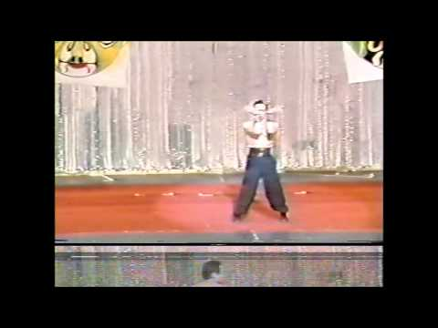 HungKuen CHIU WAI  洪拳趙威 (performance in Canada 90's part 1)