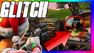 GLITCH FORTNITE ! INVINCIBLE EN BATTLE ROYALE !