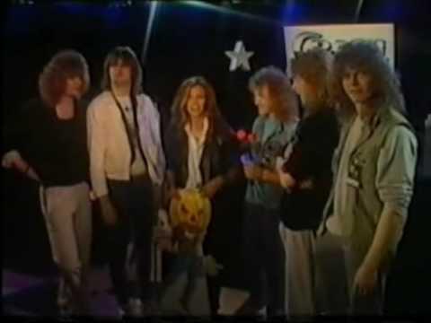 Helloween - Interviews 1987