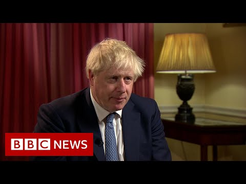 Prime Minister Boris Johnson in parliament language row- BBC News