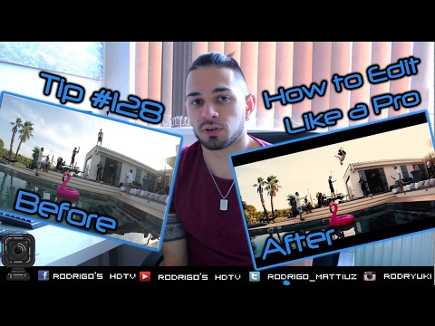 Tip #128: How To Edit GoPro Videos like a Pro