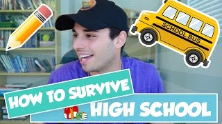 HIGH SCHOOL - Survive BACK TO SCHOOL - DATING ADVICE First Relationship