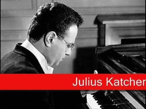 Julius Katchen: Gershwin, 'Rhapsody in Blue'