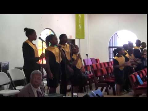 New Testement Church Children's choir and dance group