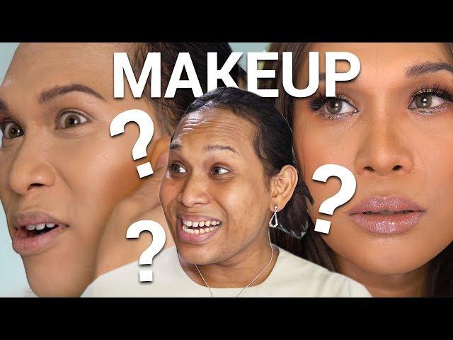 Tutorial makeup wanita berloceng feat Aizat Abdul Razak