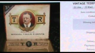 Vintage Cigar Boxes Make Money Selling These On Ebay