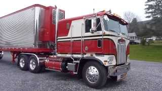 1977 Kenworth Cabover K100 Part 19
