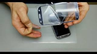 SAMSUNG GALAXY S3 I9300 Клеим старичка на OCA. Galaxy S3 display refurbishment (OCA)