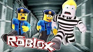 ESCAPING FROM PRISON | ROBLOX