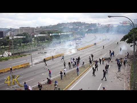 Venezuela: Retrospective of most violent riots and civil unrest of 2017