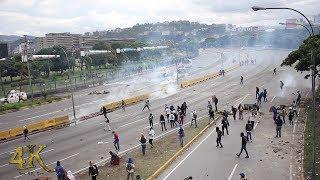 Venezuela: Retrospective of most violent riots and civil unrest of 2017
