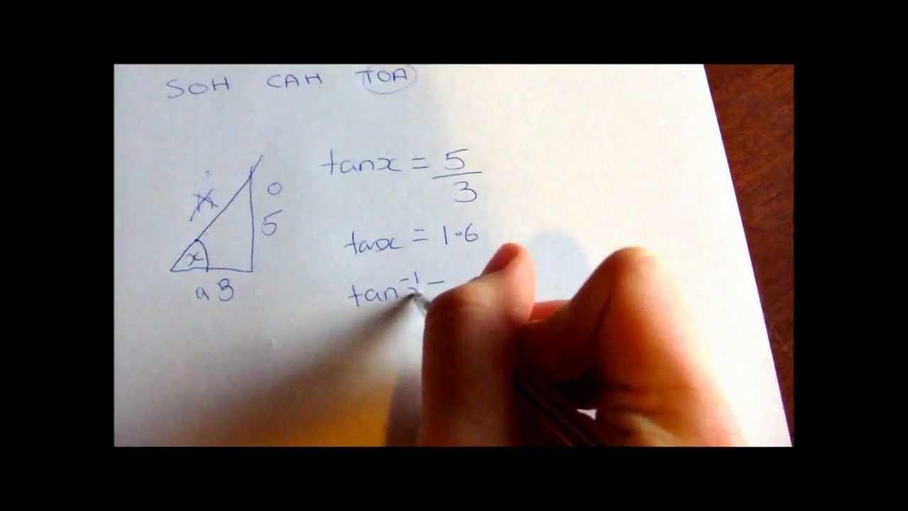 Help with beginner trig problem?