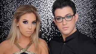 Prom Makeup Tutorial with Manny Mua!