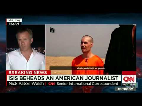 James Wright Foley Beheaded by ISIS militants Full Video
