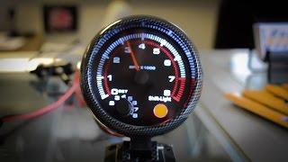 AutoHack Guys Wireless Tachometer