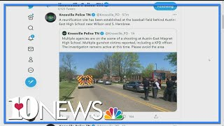 KCS Superintendent Reacts To Knoxville School Shooting