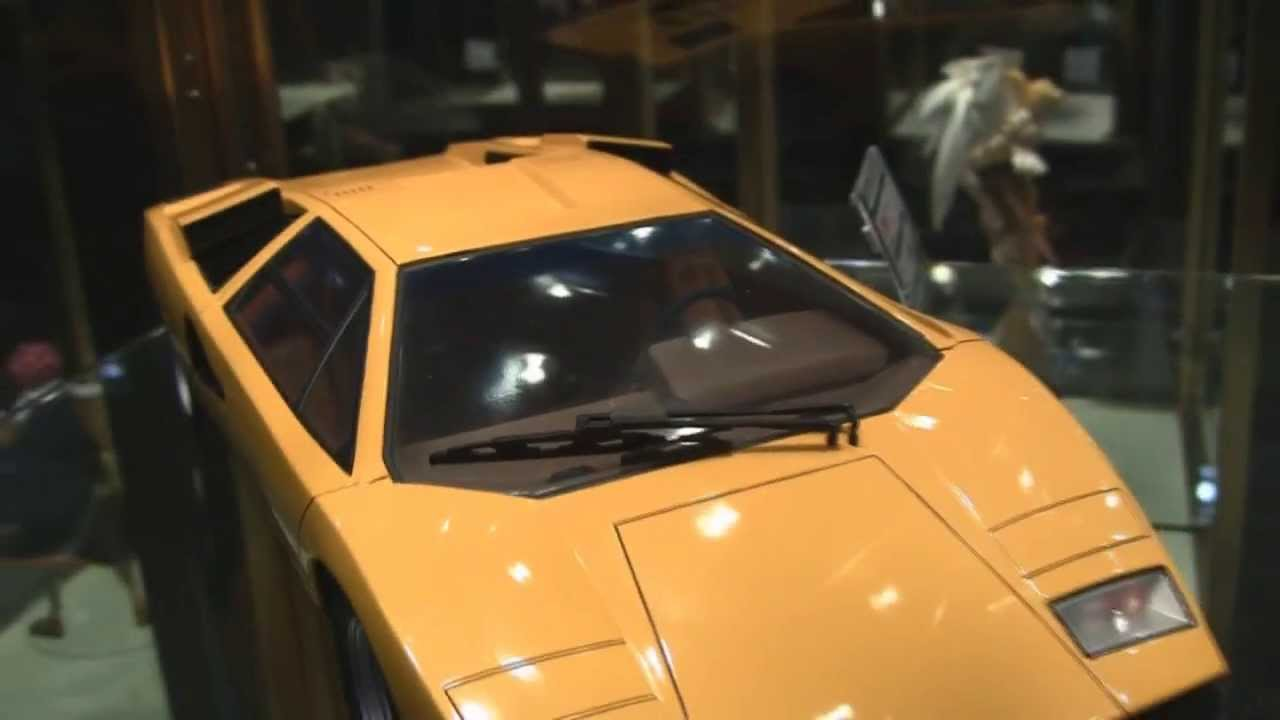 Goodsmile Lamborghini Countach Lp400 1 12 Diecast Model