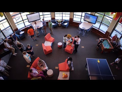 Graves Family Center for Innovation Grand Opening
