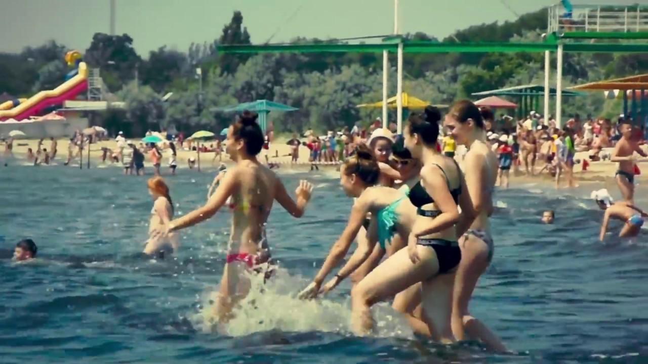 Девушки на пляже одесса
