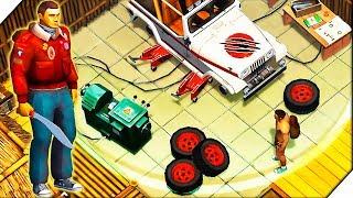 МНОГО ЛУТА НА СТАРТЕ ИГРЫ - Игра  Jurassic Survival. Игра как мультик про динозавров.