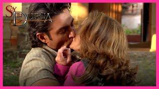 Soy tu dueña: ¡José Miguel le da un beso a Valentina! | Escena - C 16