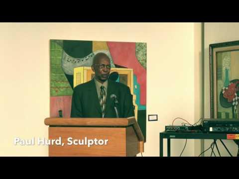 Sculptor- Paul Hurd, San Antonio, TX