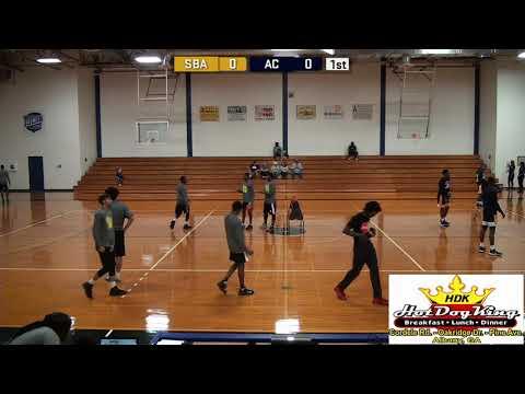 Andrew College Men's Basketball vs. Southern Basketball Academy - Nov. 4, 2017 - 1:00 pm