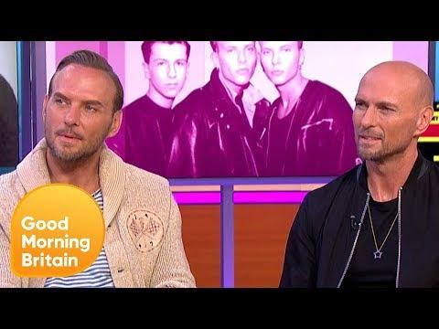 Matt and Luke Goss Explain Their Documentary One Liners | Good Morning Britain