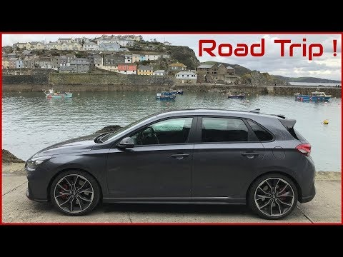 Living with the Hyundai i30N (500 mile Road Trip)
