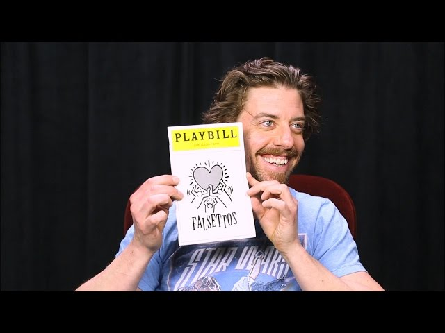 Talking FALSETTOS with Broadway Stars Christian Borle, Andrew Rannells & Stephanie J. Block