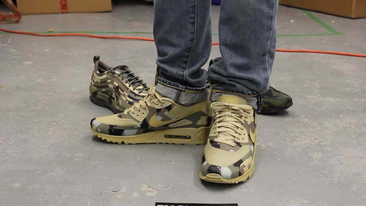 nike air max 90 hyperfuse camo pack italy