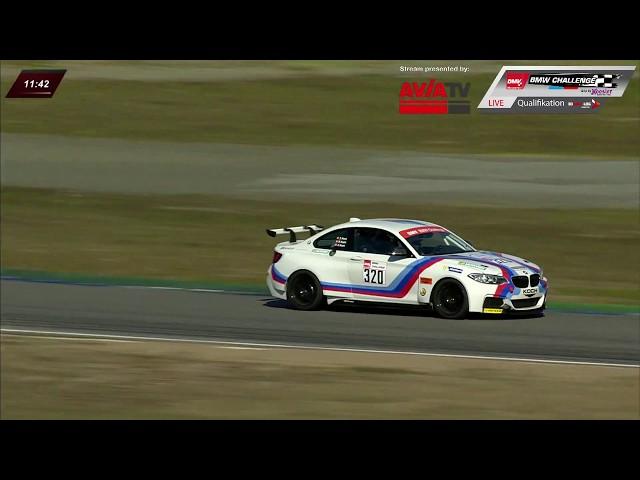 DMV BMW Challenge live vom Hockenheimring 05.10.2018
