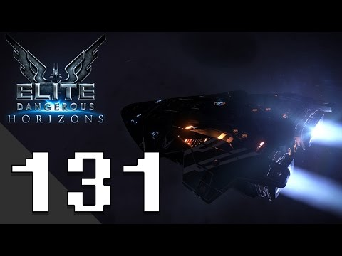 The Mine-aconda! - Elite: Dangerous Horizons - Episode 131