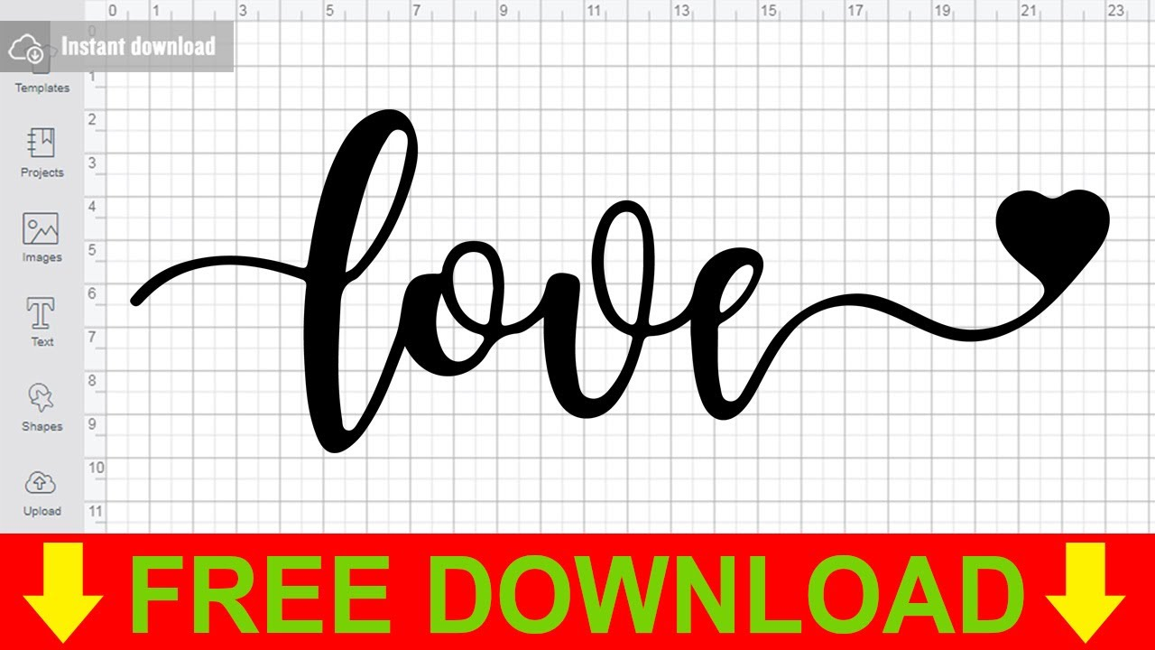 Download Love Valentine Svg Free Cutting Files for Cricut ...
