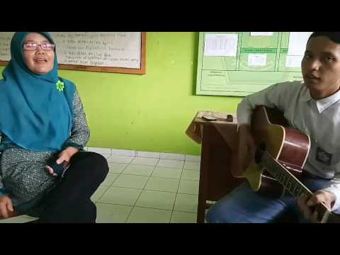 guru MA nyanyi kemesraan keren banget