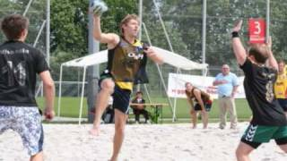 Beachhandball - Technik (Podcast)