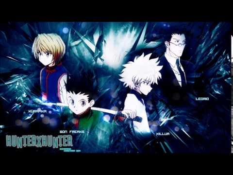 Hunter X Hunter opening - Departure - Ono Masatoshi - Full version lyrics