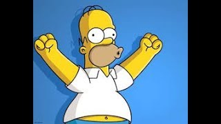 The best known Homer Simpson imitation !