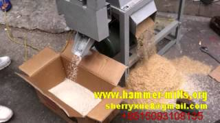 Best sale cheap domestic rice husk milling machine,paddy pounder AWN 68