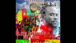DJ CERVEAU tu va supporté les lions (KOLA SUCRE) abitré by DJ MELI