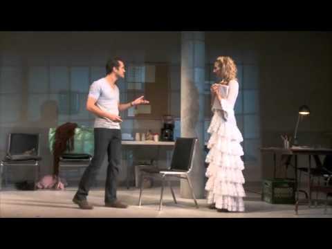 BWW TV Nina Arianda and Hugh Dancy Heating Up the Stage in Venus In Fur